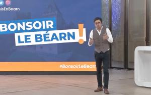 Notre territoire à l'honneur dans l'émission «Bonsoir le Béarn !»