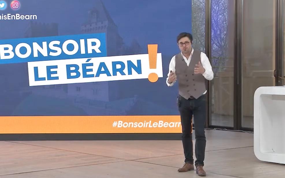 Emission Bonsoir le Béarn
