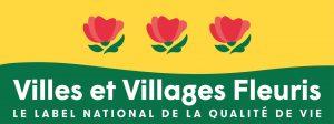 Logo Villes et Villages Fleuris 3 fleurs