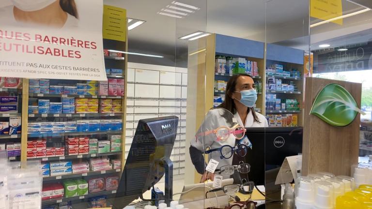 Pharmacie Roncevaux à Mourenx